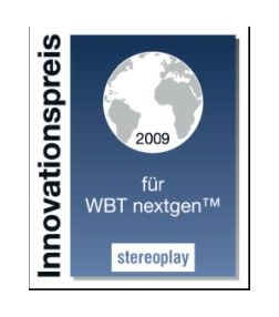 STEREOPLAY 2009 INNOVATION AWARD