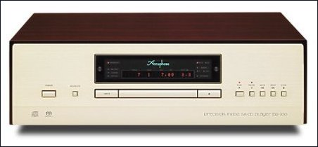 DP-700 SACD/CD Player